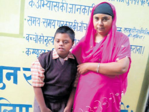 A mother for many differently abled