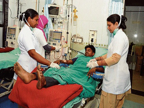 How much for my kidney? | Deccan Herald