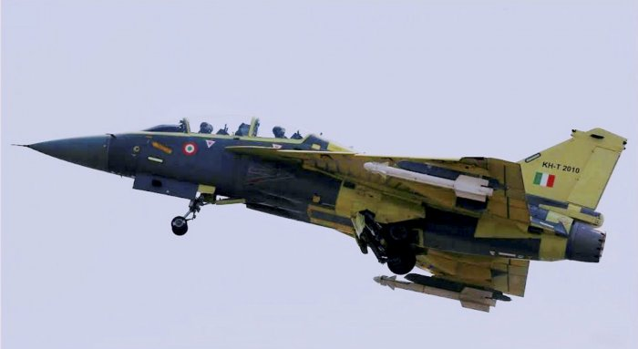 IAF plans to put LCA Tejas in combat role by next year