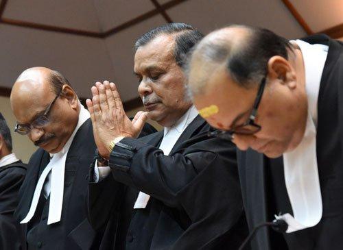 Seniormost High Court judge retires
