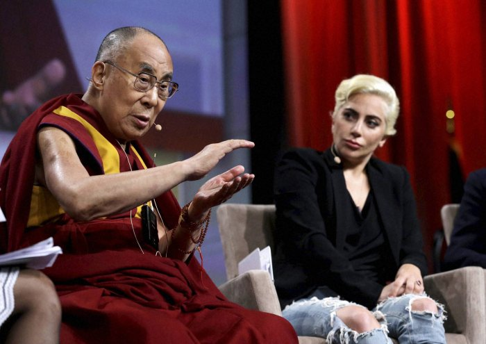 China bans Lady Gaga after Dalai Lama meeting?