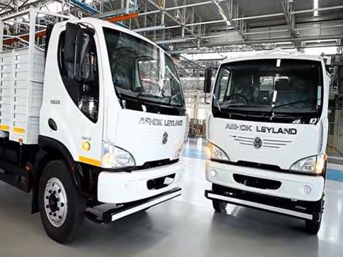 Impaired Rs 558cr in FY16, Nissan JVs uncertain: Ashok Leyland