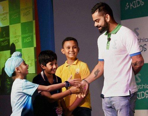 Fitness key to Kohli's success