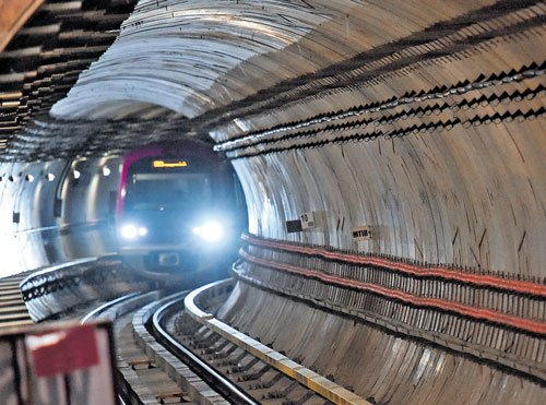 Change in Phase 2 to give Metro link to Outer Ring Road