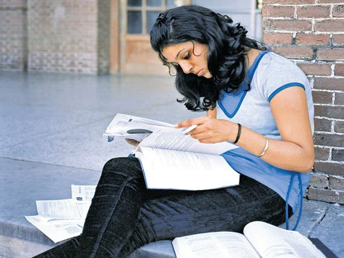 Study in India.