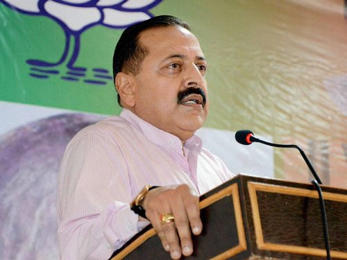 Govt officials at par with corporates: MoS Personnel