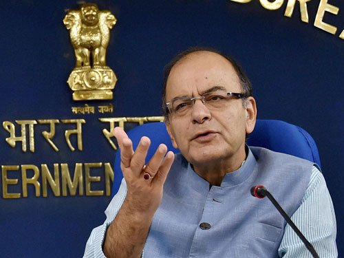 NPA situation well under control: Jaitley