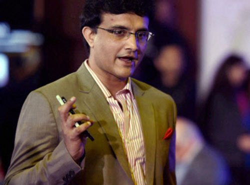 Ganguly hits back at Shastri, says he is living in a fool's world