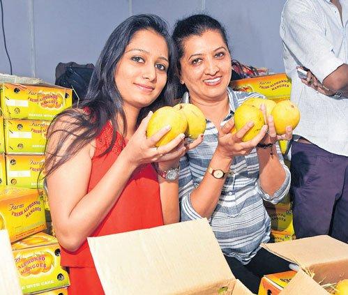 Mango mela: Farmers seek relief for loss