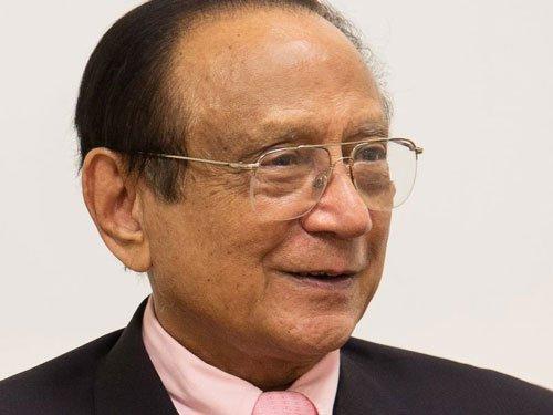 Indian-American physicist donates USD 11 million to University of California