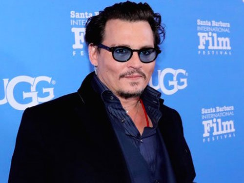 Became an actor by accident: Johnny Depp