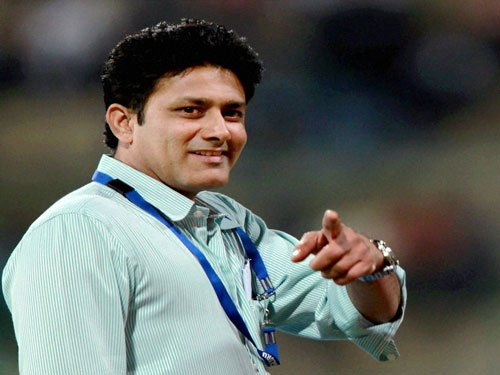 We will get to learn a lot from Kumble, says 'fan' Vijay