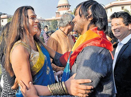 Lesbians, gays, bisexuals are not third gender, SC clarifies