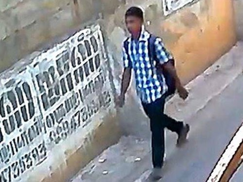 Techie murder: Police release photo of suspect