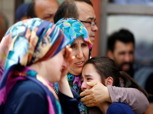 13 detained over Istanbul airport attack