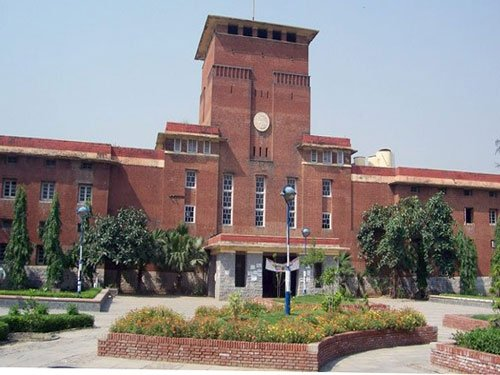 DU portal crashes on day 1 of admissions, chaos in colleges
