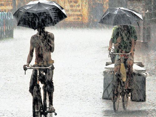 June ends with rainfall deficiency of 11 per cent