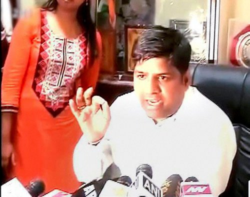 Have video evidence to prove innocence: Mohaniya
