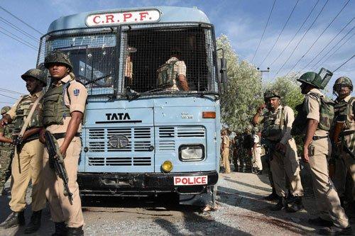 'Pampore attack: CRPF men didn't fire to prevent civilian casualties'