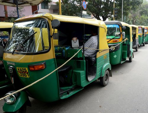 Soon, CNG for autorickshaws, cars in city