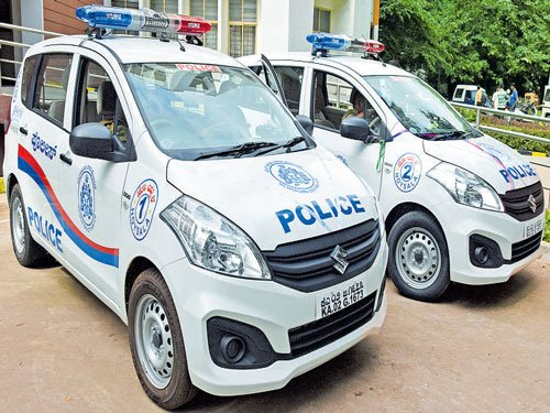 City cops to get 222 brand new patrol cars today