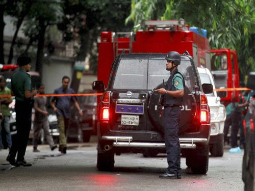 Hasina criticises TV channels for live coverage during attack