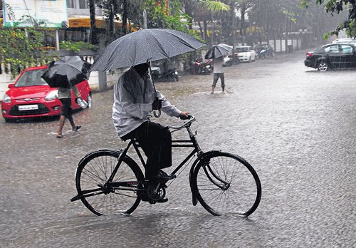After good rainfall, monsoon deficiency drops to 9 pc: IMD