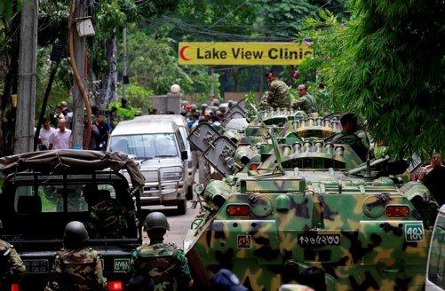 Bangladesh blames homegrown Islamists, ISI for Dhaka terror attack