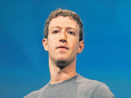 At Facebook, news to take backseat