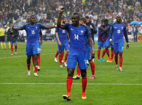 France end Iceland's dream run with crushing win