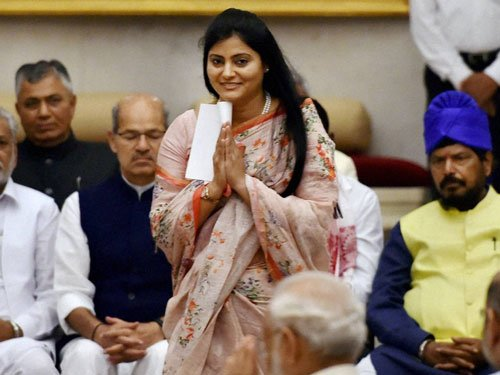 Anupriya Patel, an eloquent pro-Modi voice with OBC roots