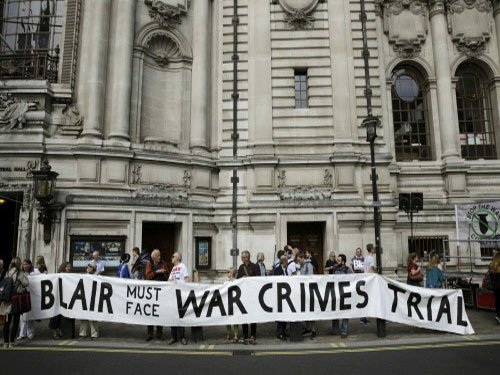 UK went to war in Iraq based on flawed intelligence: UK report