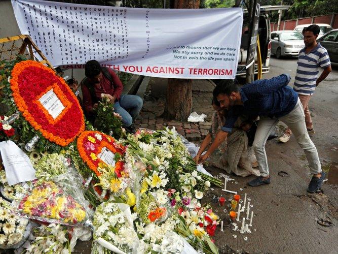 NSG team goes to Bangladesh to study terror strikes