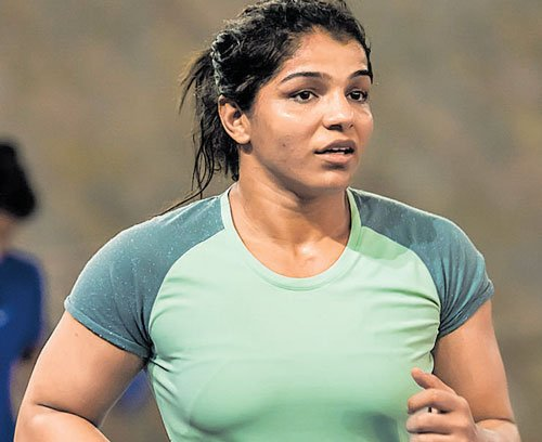 Sakshi keen to stand tall on the mat