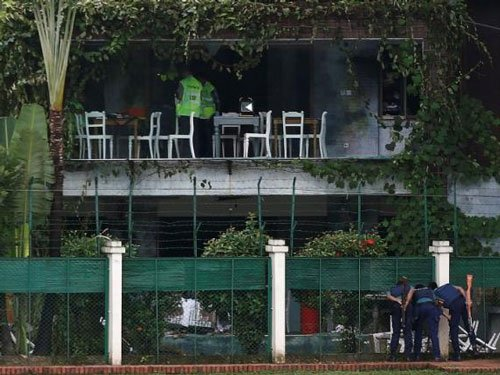 Bangladesh police blames JMB for Dhaka cafe attack