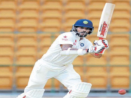 Openers, Rohit hit fifties as India reach 258/6 on Day 1
