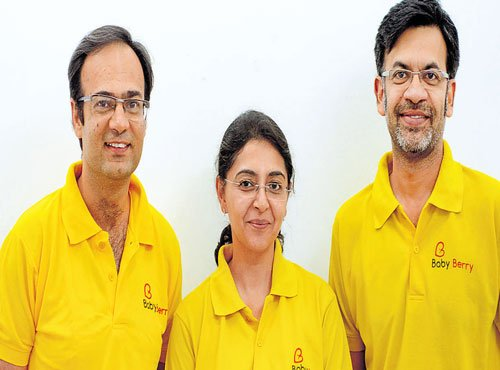 BabyBerry takes lead; to reach 5 lakh parents in 12 months