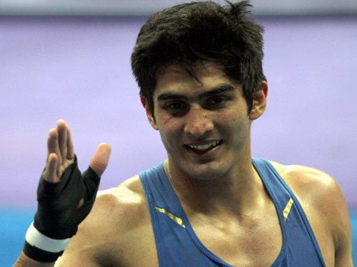 The 'big' WBO Asia title is no big deal for me: Vijender