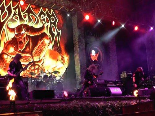 Treat for heavy metal fans in Bengaluru