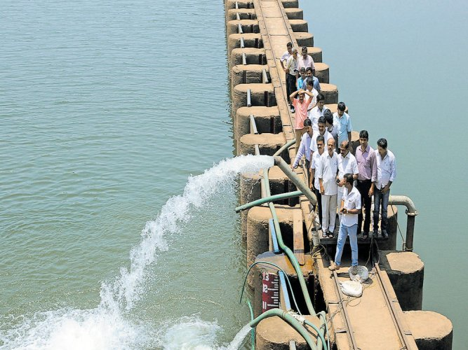 Thumbe dam maintenance to be handed over to MCC