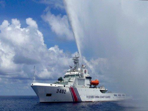Taiwan sends warship to South China Sea after ruling