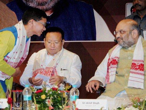 SC verdict on Arunachal 'very strange': BJP