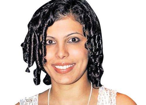 On my pinboard - Anuradha Menon