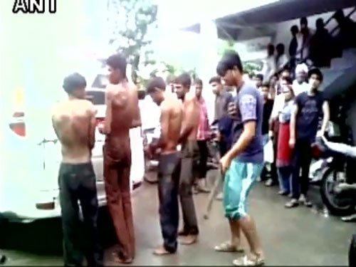 5 Dalits beaten up over beef 'possession'
