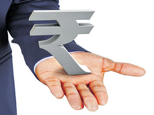 Rupee hits over 1-mth high of 66.91, jumps 14 paise