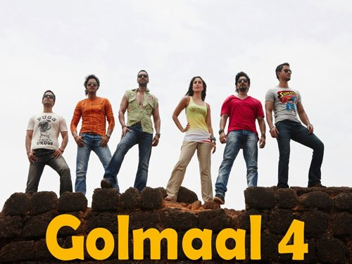 'Golmaal 4' to hit screens during Diwali 2017