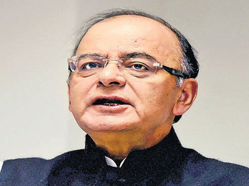 Jaitley warns black money holders of consequences