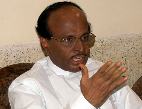 CM's act has tarnished Cong's image:Poojary