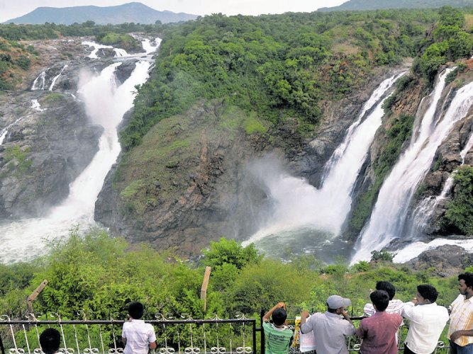 Fall from grace for waterfalls as KPCL gets water wise