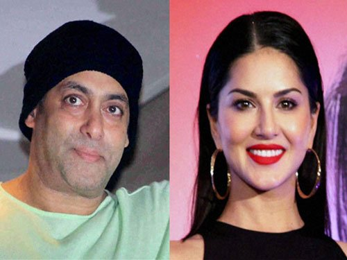 Salman Khan, Sunny Leone most searched for actors